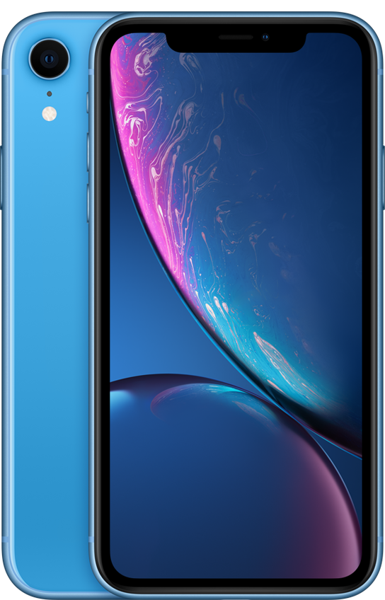 iPhone XR Product Shot