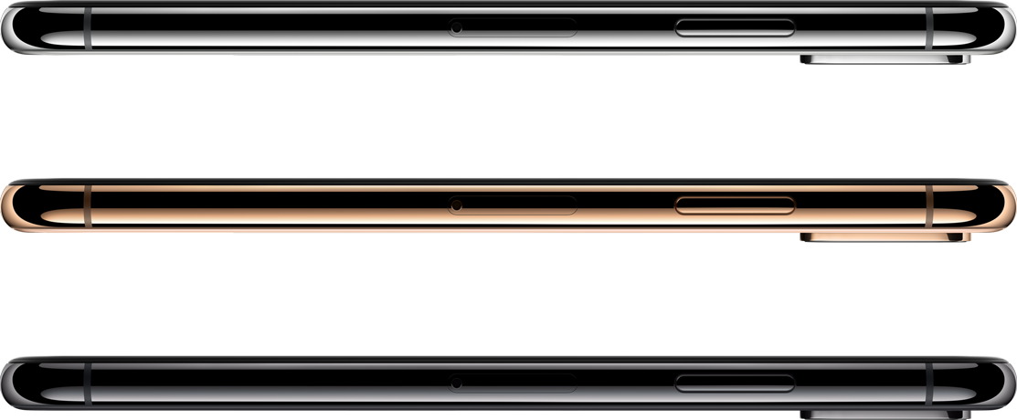 iPhone XS and XS Max have the most durable glass ever in a smartphone.